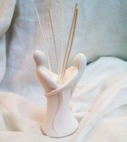 profumatore eternity collection bianco