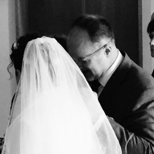 Sposa con Padre