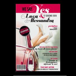 Partecipazione originale a rivista