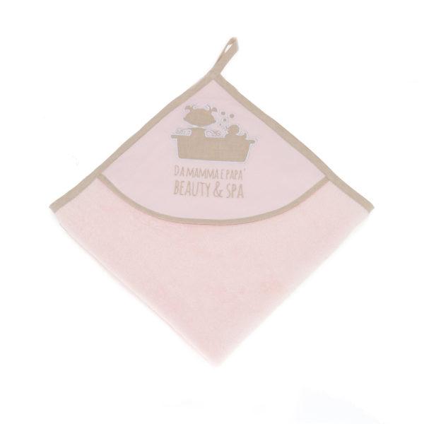 ACCOPPATOIO rosa