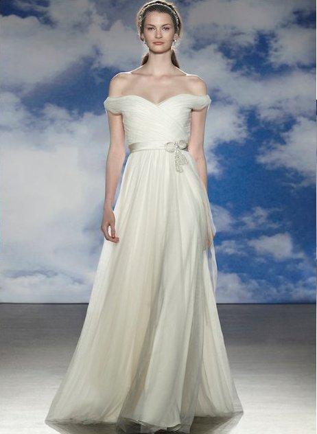 Jenny Packham 2015 Bridal Catwalk