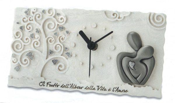 Orologio Albero della vita coppia