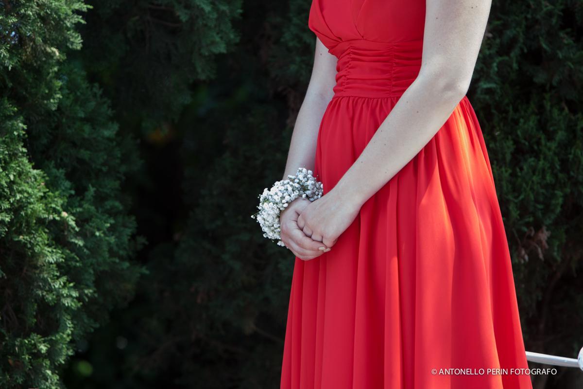 bridesmade corsage
