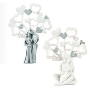 coppia sposi stilizzata albero della vita