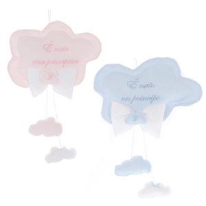 fiocco nuvola bimbo bimba personalizzabili