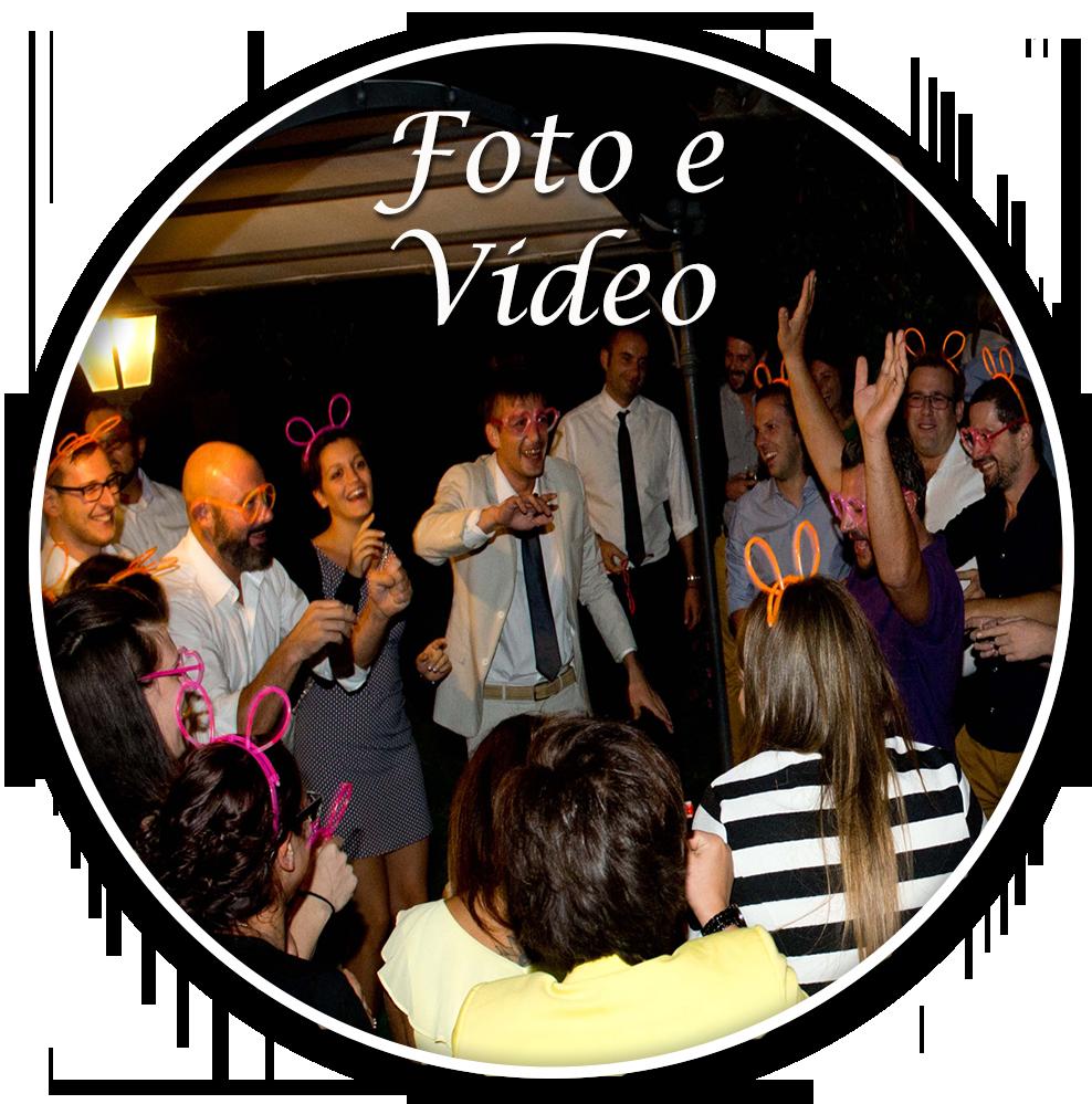 foto e video per eventi