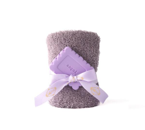 lavette sapone biscotto lilla