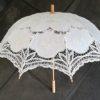 parasole pizzo sposa