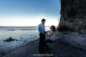 Proposta di matrimonio lago di garda