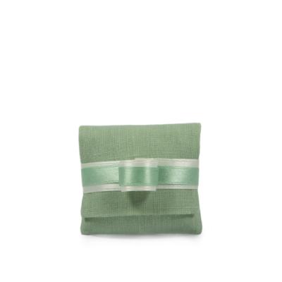 sacchetto busta 6 x 6,5 cm verde