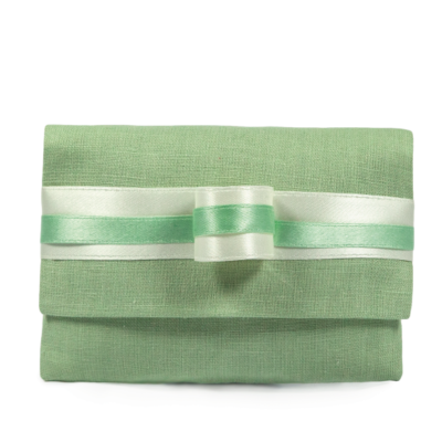 sacchetto busta 9,5 x 13 cm verde