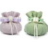 sacchetto puffo 10 x 8 verde glicine