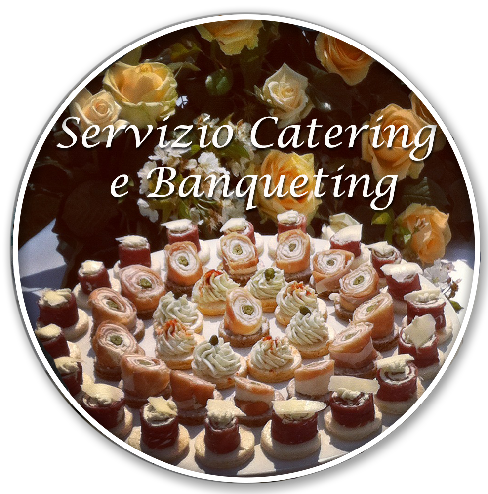servizio caterign e banqueting