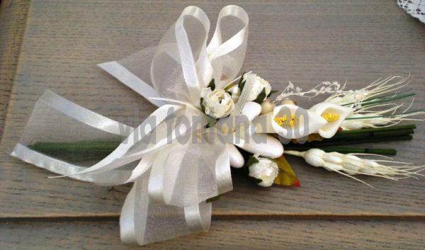 Bomboniera Matrimonio tralcio T0015
