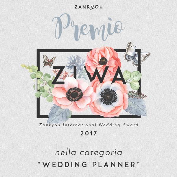 premio miglior wedding planner di Verona e Brescia