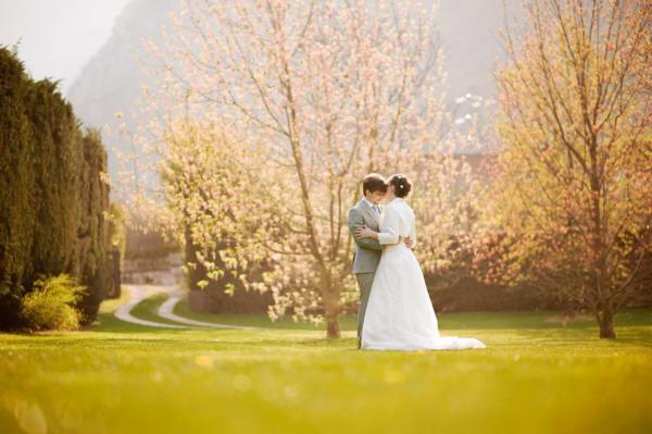 sposi parco matrimoni verona