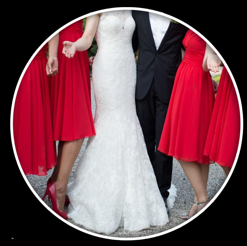 Consulenza abiti sposo e sposa