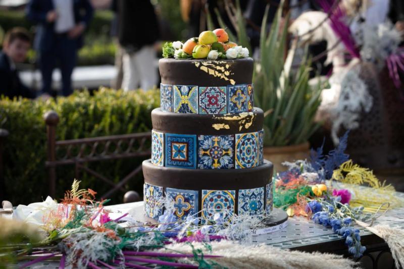 Wedding cake matrimonio