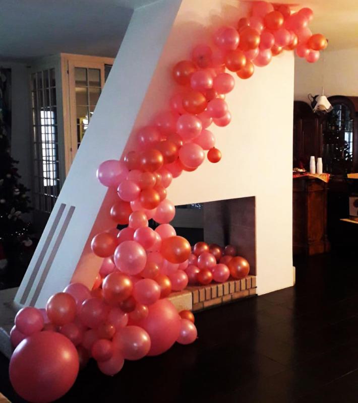 scultura palloncini